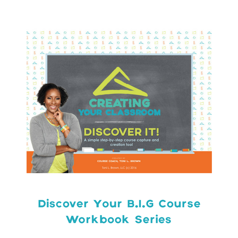 Discover Your Course Idea Workbook