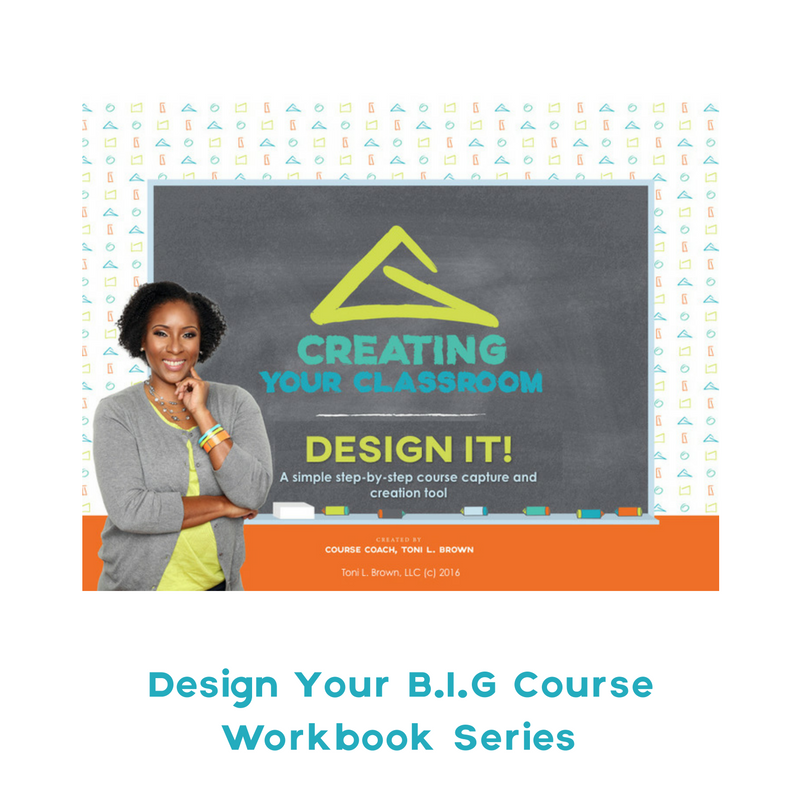 Design Your Course Idea Workbook